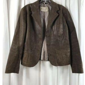 MORENA Art of Fashion VINTAGE Brown Sportcoat